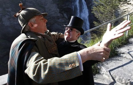 Il y a 125 ans, Sherlock Holmes mourait en Suisse | HiddenTavern | Scoop.it