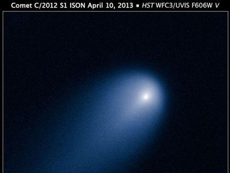 Kometę stulecia czeka zagłada na naszych oczach? - Wprost 24 | komety | Scoop.it