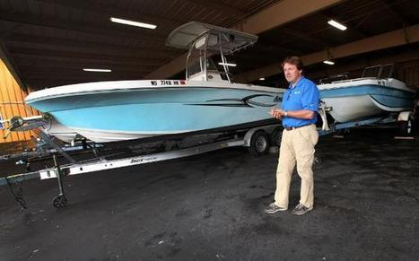 Boat owners aren't abandoning ships - Milwaukee Journal Sentinel   Small Fishing Boat   Scoop.it