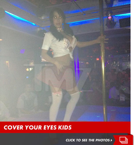 Shield your eyes: Here are the Octomom stripper pics, live from Hallandale | The Billy Pulpit | Scoop.it