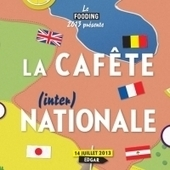 Le retour de la Cafete Nationale par le fooding | Paris Secret et Insolite | Scoop.it