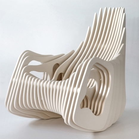 Mamulengo Rocking Chair | Inspirational_Design | Scoop.it