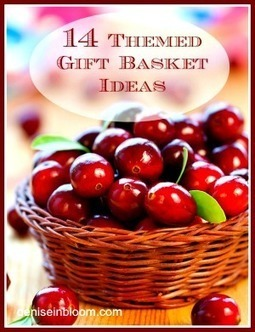 14 Homemade Themed Gift Basket Ideas | DIY Home Sweet Home | Gift Baskets | Scoop.it
