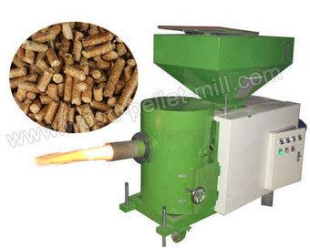 Wood Pellet Burner For Industrial Boiler Heating-Amisy Wood Pellet Mill Machinery | Pellet Making Machine Products | Scoop.it