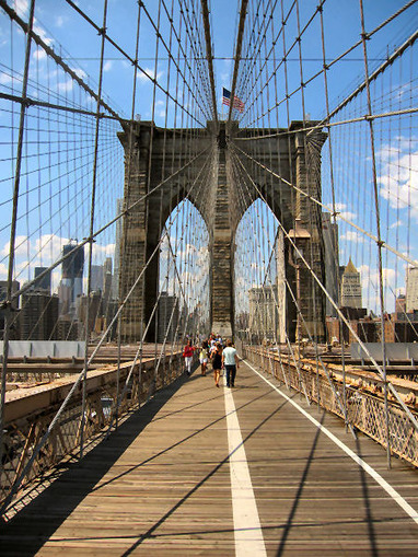 Brooklyn | New York City - Hotels - Voyages - Billets - Infos voyage | You're Welcome - Séjours linguistiques aux USA, Bons Plans & Actus | Scoop.it