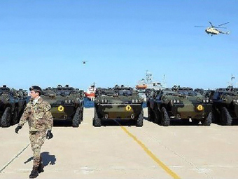 Military forces from #Italy, #Qatar in Libyan port ahead of revolution anniversary | From Tahrir Square | Scoop.it