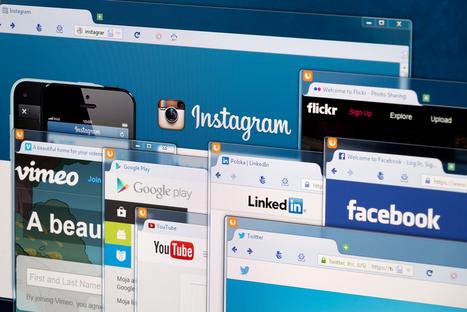 Comprendre et exploiter les principaux réseaux sociaux pour votre business | E-commerce Nation | Geeks | Scoop.it