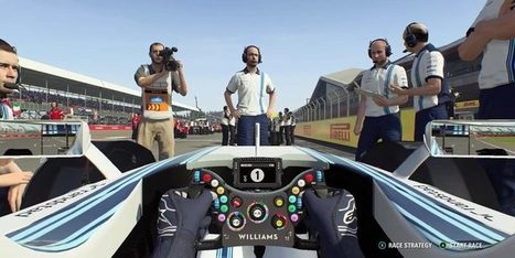 F1 2016 the game release's in 2 weeks, What's new? | Video Games | Scoop.it