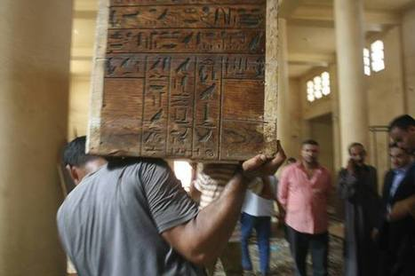 articles/Ransacked Egyptian museum recovers more looted works | Advanced placement art history | Scoop.it