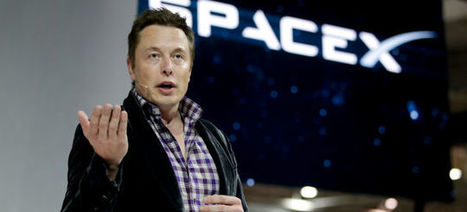 This Is Elon Musk's Plan To Build A Space Internet | Future Visions And Trends! Lead The Way And Innovate. | Scoop.it