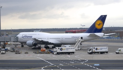 Boeing 747-8 Lufthansa... not so bad. | Allplane: Airlines Strategy & Marketing | Scoop.it