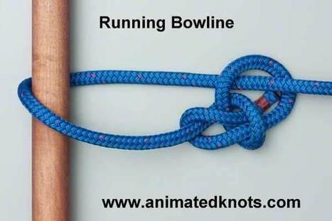 Self bondage knots