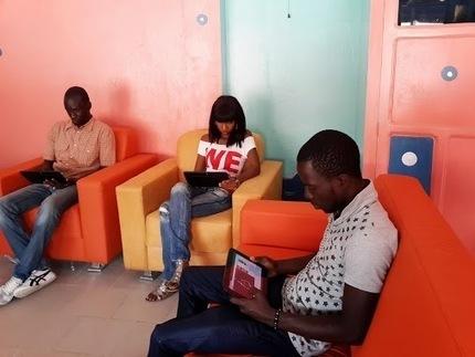 Google Africa - Google+ - Un cybercafé équipé de tablettes à Dakar : bienvenue au…   Evolution et développement   Scoop.it