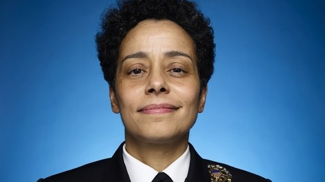Leadership Lessons From Admiral Michelle Howard, The Highest Ranking Woman In Naval History | Female Leadership | Scoop.it