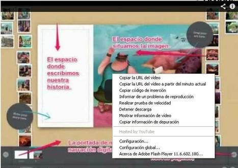 EduCAP-TIC » Minitutorial de Storybird | Las TIC y la Educación | Scoop.it