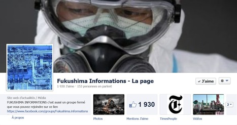 FUKUSHIMA INFORMATIONS SUR MEDIAPART | Infos Japon | Scoop.it