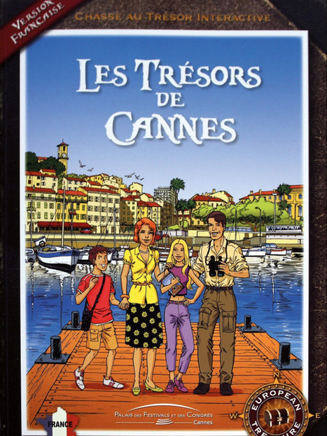 Treasure Hunts for Kids on the French Riviera | Family friendly French Riviera | Scoop.it