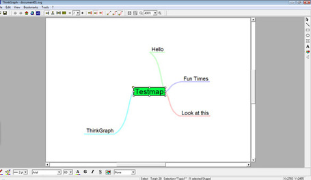 15 Great Mindmapping Tools and Apps | SpyreStudios | Carte heuristique-carte mentale | Scoop.it