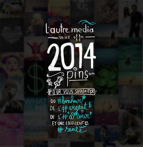 L'Autre Média vous offre 2014 raisons d'être heureux ! - L'Autre Média | Articles blog - L'Autre Média | Scoop.it