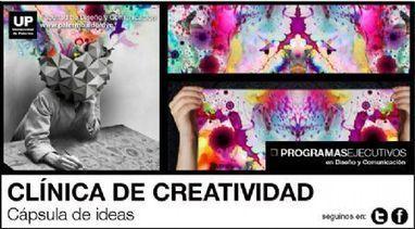 Clínica de Creatividad. Cápsula de ideas | innovacion_creatividad | Scoop.it