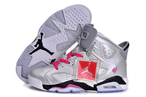 Wholesale Air Jordan 6 GS Valentines Day 2014 | Nike Basketball Shoes New Release | Scoop.it