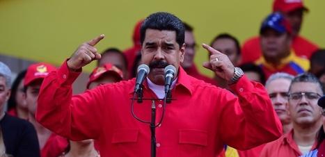 """Venezuela : le Parlement vote pour destituer Maduro, qui dénonce un """"putsch""""   Histoire de la Fin de la Croissance   Scoop.it"""