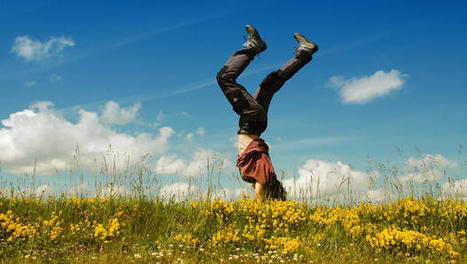 Why Flip The Classroom When We Can Make It Do Cartwheels? | Transdisciplinarity | Scoop.it