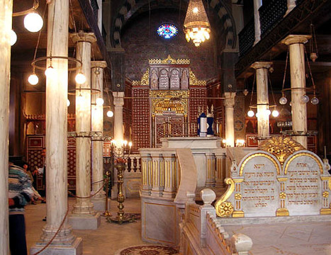 Ben Ezra Synagogue | Explore Egypt Travel | Scoop.it