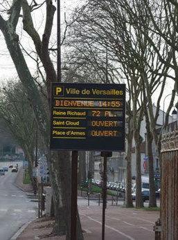 Les temps changent, la signalisation des parkings aussi   Prévention et Signalisation Routière   Scoop.it