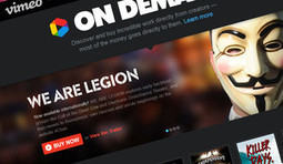 Vimeo furthers support for emerging filmmakers by backing crowd funded movie ... - Pocket-lint.com | Crowdfunding - The Latest News and Projects | Scoop.it