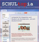 """[SCHULtopia] Lernportal für Integration und Deutsch als Zweitsprache: """"ich-will-deutsch-lernen""""   Fremdsprache Deutsch   Scoop.it"""