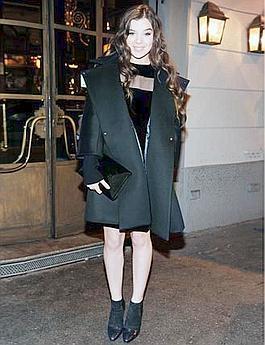 Italian Overcoats for Women | ANGELOS-FRENTZOS | Scoop.it