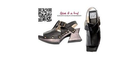 Fluevog, des chaussures équipées de QR Codes | QRcode | Scoop.it