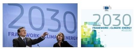 Unión Europea reducirá el  CO2 al 40 %, aumentará renovables al 27% y un objetivo del 27% de eficiencia energética | Eficiencia energetica | Scoop.it