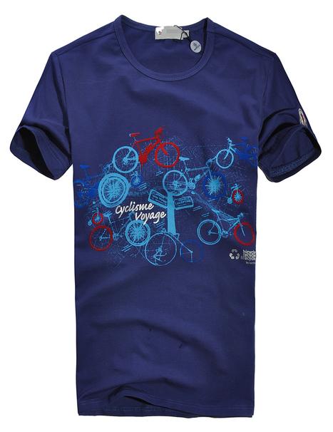 Best With Low Price Moncler Herren T-shirt blue MLT010 OW-31716N | omstandard.com | Scoop.it