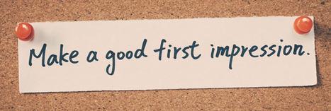 de eerste telefonische indruk: je krijgt nooit een tweede kans voor een eerste indruk | Werk (zoeken) in een snel veranderende wereld | Scoop.it