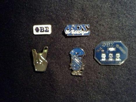 Phi Beta Sigma Lapel pin 1914 (Choose Your Style mix or match) | Phi Beta Sigma | Scoop.it