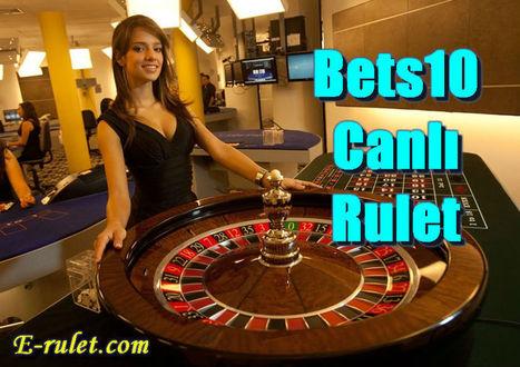 Bets10 Canlı Rulet Kazandırıyor! | rulet | Scoop.it