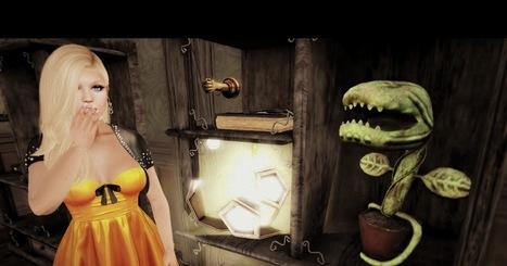 Gacha Goodies: Little Shop of Nightmares | 亗 Second Life Freebies Addiction & More 亗 | Scoop.it