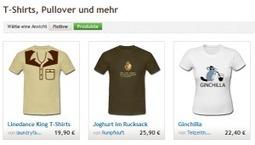 spreadshirt.de - individuelle T-Shirts selbst gestalten | Your-Foto.de | Photography | Scoop.it