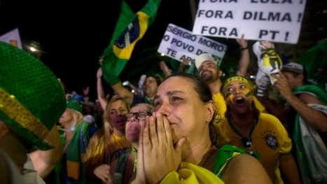 Brazil President Dilma Rousseff's impeachment divides country | Business Video Directory | Scoop.it