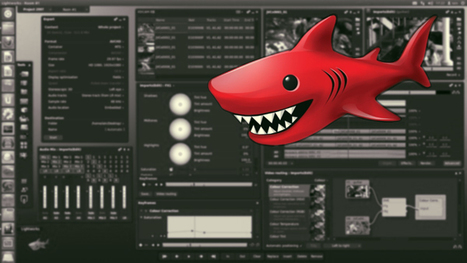 RedShark: Lightworks for Linux goes public - Beta download now available | Linux and Open Source | Scoop.it