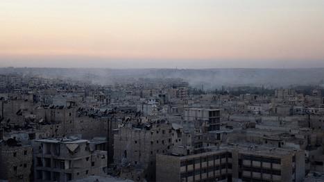 Syrie : les islamistes de la partie est de la ville d'Alep négocieraient leur capitulation | Voix Africaine: Afrique Infos | Scoop.it