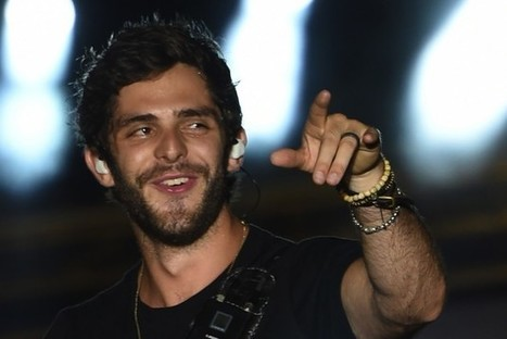 Thomas Rhett Announces Sophomore Album, 'Tangled Up' | Country Music Today | Scoop.it