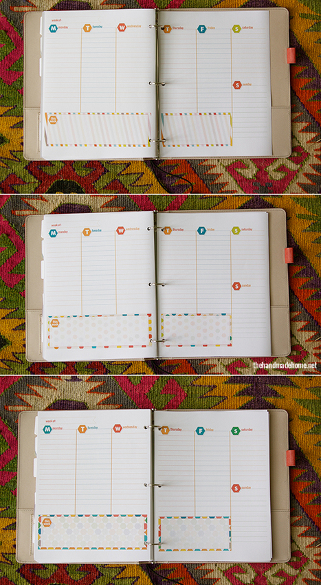 free planner and calendar + more {2015} - the handmade home | createfav | Scoop.it