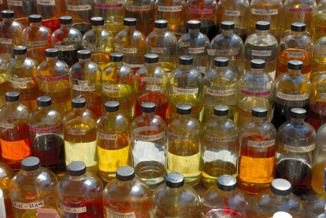 En France, on veut mettre le parfum des morts en bouteille | CRAKKS | Scoop.it