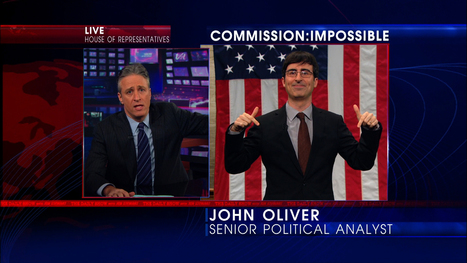 Humour: Daily Show: On Topic - John Oliver - On America's Greatness | Brainfriendly, motivating stuff for ESL EFL learners | Scoop.it