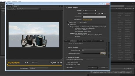 How to Use Adobe Media Encoder + Youtube Metadata Tools for 360/VR Video | Virtual Reality VR | Scoop.it