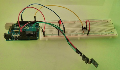 Random Acts of Senseless Blogging: Arduino based Inertial Navigation System - first steps | Arduino&Raspberry Pi Projects | Scoop.it