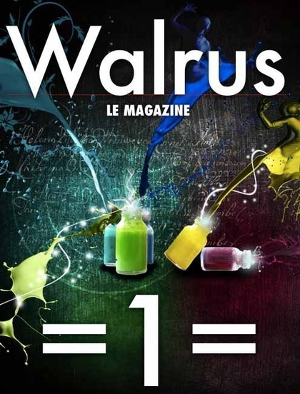 Un 1er magazine pour Studio Walrus, avec iBooks Author | ACTU DES EBOOKS | Scoop.it